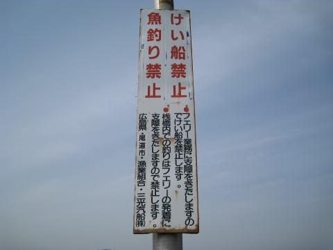 この紋所が(しつこい…)。東港は晩1時まで外灯が点いとるんよね・・・