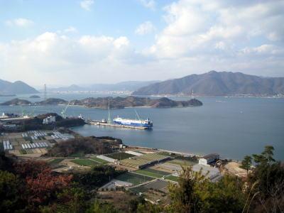 山伏瀬戸と細島