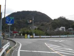 中須ヶ池交差点