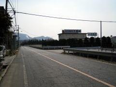 産業団地北入り口