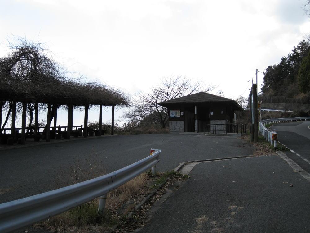 水軍スカイライン休憩所