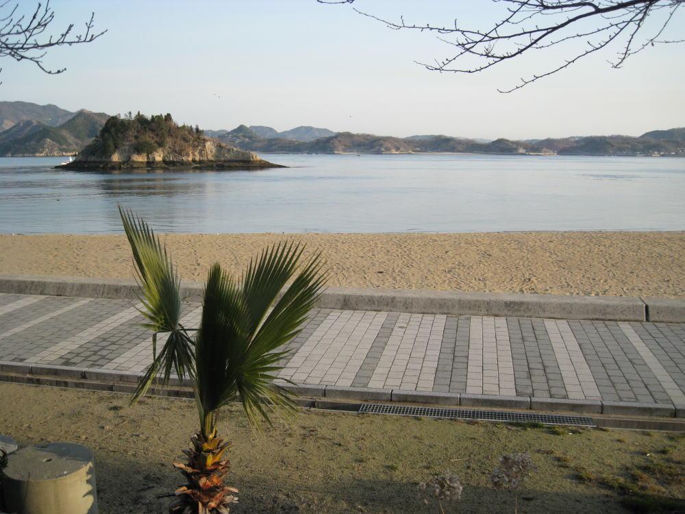 四十島の浜